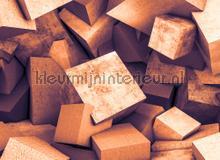 Concrete blocks 2 papier murales AS Creation structures