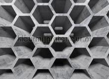 Honey comb structure 2 fotomurales AS Creation PiP studio wallpaper