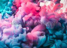 Colored smoke 1 fotomurais AS Creation PiP studio wallpaper