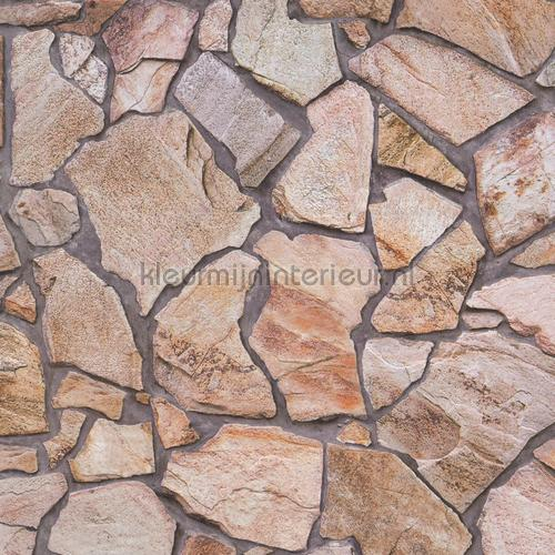 Flasgstones warm wallcovering 927316 wallpaper by meter AS Creation