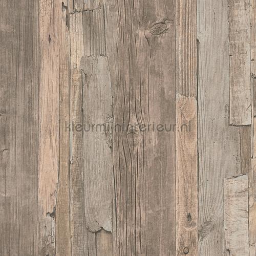papel de parede 954053 madeira AS Creation