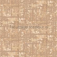 Fabric abstract beige behang Dutch Wallcoverings Embellish DE120093