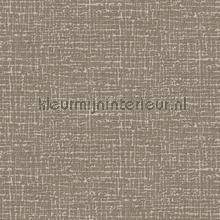 Fabric texture bronze behang Dutch Wallcoverings Embellish DE120104