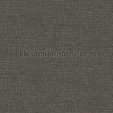 Fabric texture black behang Dutch Wallcoverings Embellish DE120107