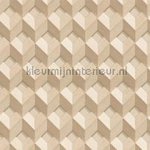 Cube design behang Dutch Wallcoverings Embellish DE120132
