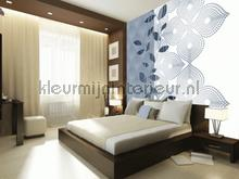 Leaves papier murales Atlas Wallcoverings nouvelles collections