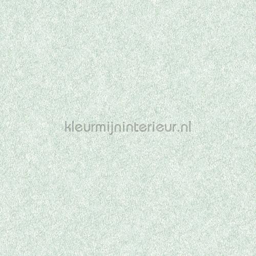 Velvet light blue wallcovering FT221235 plain colors Dutch Wallcoverings