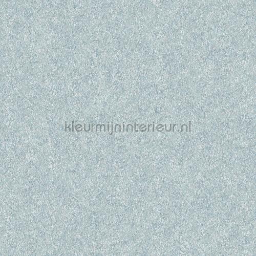 Velvet blue carta da parati FT221236 tinta unita Dutch Wallcoverings