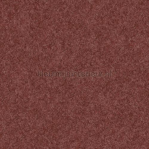 Velvet red tapeten FT221238 uni farben Dutch Wallcoverings