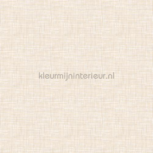 Weave cream wallcovering FT221241 plain colors Dutch Wallcoverings
