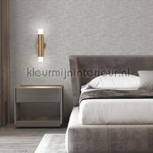 Weave grey carta da parati Dutch Wallcoverings Fabric Touch FT221242