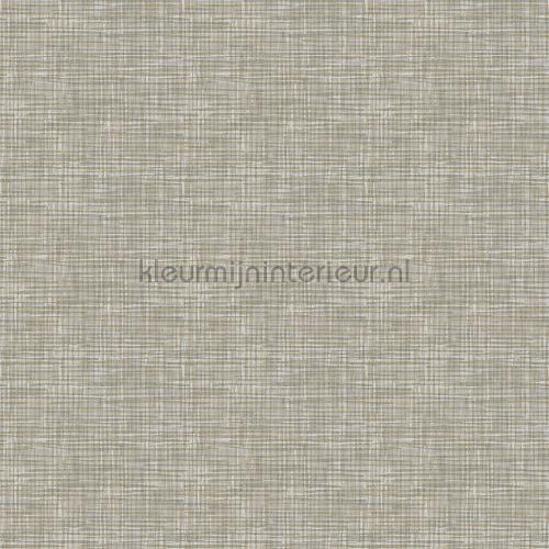 Weave khaki carta da parati FT221244 tinta unita Dutch Wallcoverings