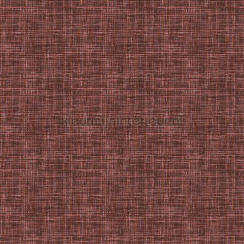 Weave red papel de parede FT221246 cores lisas Dutch Wallcoverings