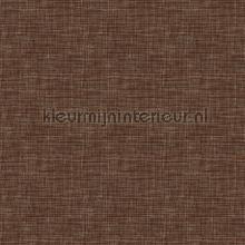 Weave brown carta da parati Dutch Wallcoverings Fabric Touch FT221248