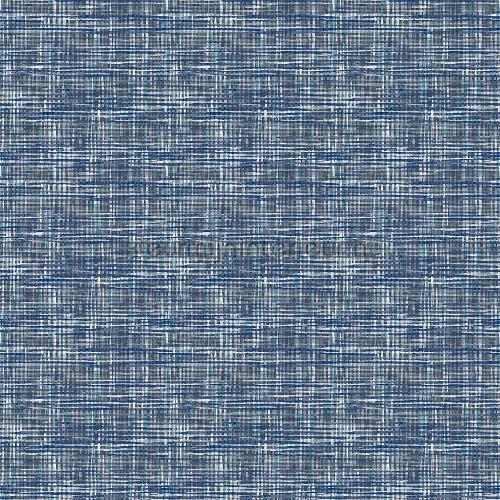 Weave blue papel de parede FT221250 cores lisas Dutch Wallcoverings