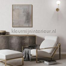 Linen white carta da parati Dutch Wallcoverings Fabric Touch FT221261
