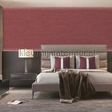 Linen red carta da parati Dutch Wallcoverings Fabric Touch FT221271
