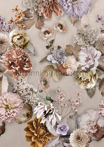 Autumn Afternoon papier peint ink7567 romantique moderne Behang Expresse