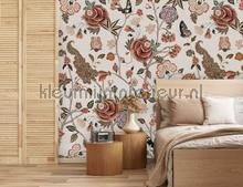 Pomegranate Sand fotobehang Behang Expresse York Wallcoverings