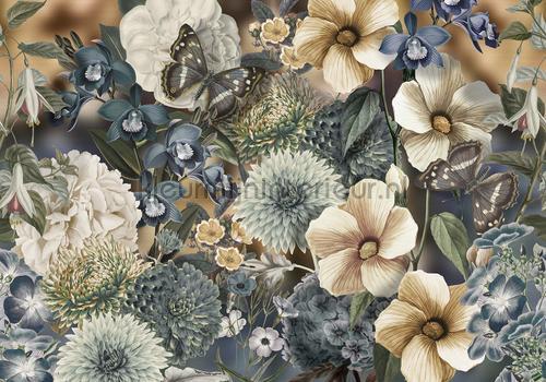 Eden Blues papier peint ink7576 romantique moderne Behang Expresse