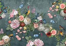 Abundance Dark fotobehang Behang Expresse York Wallcoverings