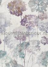 Hortense color fotobehang Behang Expresse York Wallcoverings