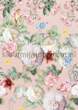 Sweet Rosa Pink tapeten Behang Expresse Floral Utopia ink7584