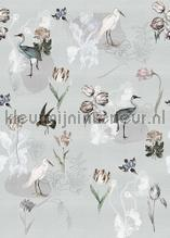 Meadows Blue tapeten Behang Expresse Floral Utopia ink7587