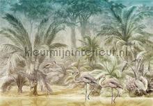 Pondicherry Evening tapeten Behang Expresse Floral Utopia ink7589