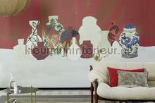 Tigre et dragon papier murales Elitis tout images