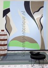 Cyclades papier murales Elitis tout images