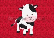 Cow fotomurais Kleurmijninterieur Todas-as-imagens