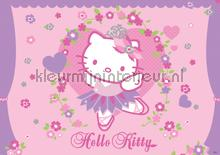 Hello Kitty fotobehang Kleurmijninterieur behang