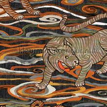 Tigris behang Arte behang