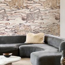 Tigris behang Arte Modern Abstract