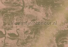Engraved Landscapes gold metallic fototapeten Kek Amsterdam alle bilder