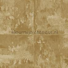 Platinum warm gold behang Arte behang