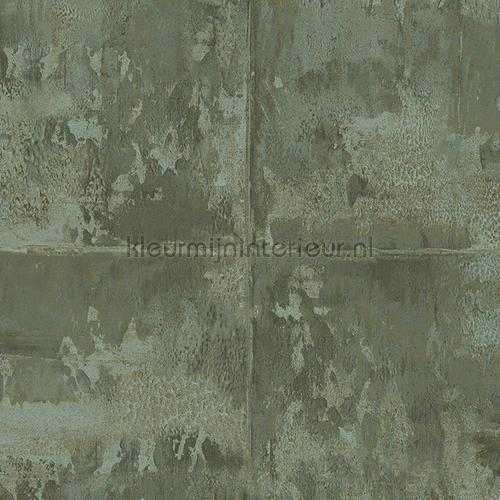 Platinum moss green papier peint 85501 spécial Arte