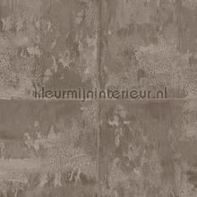Platinum taupe behang Arte behang