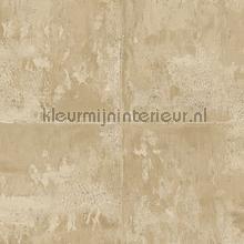 Platinum light gold behang Arte behang