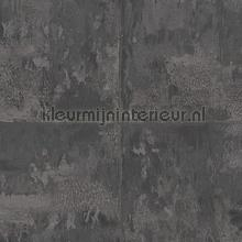 Platinum ash behang Arte behang