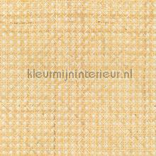 Rattan off-white behang Arte Zoffany