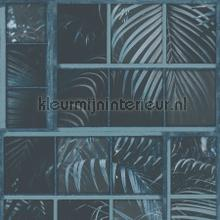 Blik op de botanische tuin tapet Kleurmijninterieur All-images
