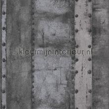 Staal met nagels carta da parati Kleurmijninterieur Wallpaper creations