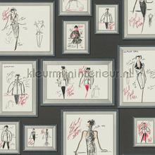 Karl sketches carta da parati AS Creation tutti immagini
