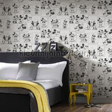 Mickey and Minnie Sketch tapeten Noordwand Wallpaper creations