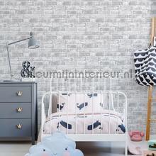 White Brick Wall tapet Noordwand Wallpaper creations