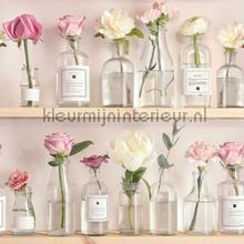 Florista Pink tapet Noordwand Wallpaper creations