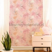 Tinkerbell Watercolour papier peint Noordwand Wallpaper creations