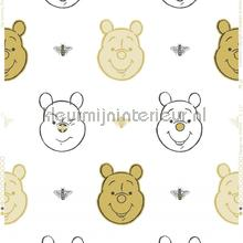 Bee Winnie the Pooh tapet Noordwand Wallpaper creations